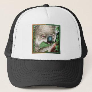 Koala Munching a Leaf Hat