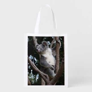 koala reusable grocery bag