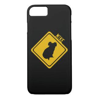 koala road sign iPhone 7 case
