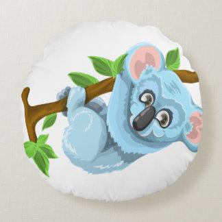 koala round cushion