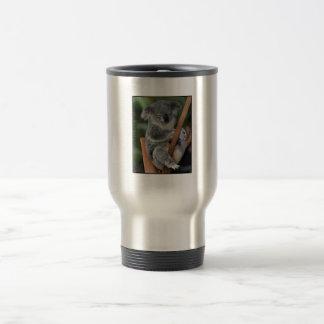 koala stainless steel travel mug