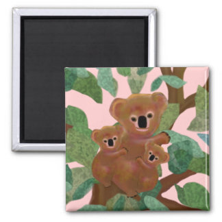Koalas in the Eucalyptus Magnet