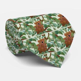 Koalas in the Eucalyptus Tie