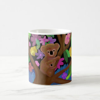 Koalas in the Outback Mugs