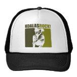 Koalas Rock! Trucker Hats