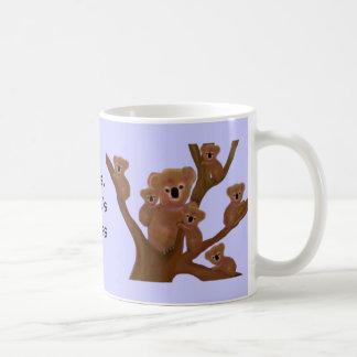 Koalas Teacher Classroom Mug