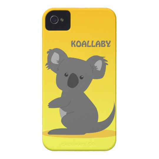 Koallaby iPhone 4 Case