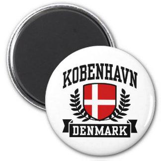 Kobenhavn 6 Cm Round Magnet