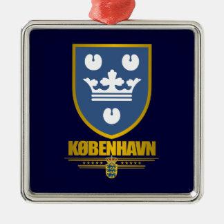 Kobenhavn (Copenhagen) Pride Christmas Ornament