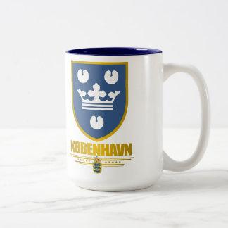 Kobenhavn (Copenhagen) Pride Two-Tone Coffee Mug