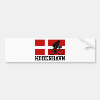 Kobenhavn (female) bumper sticker