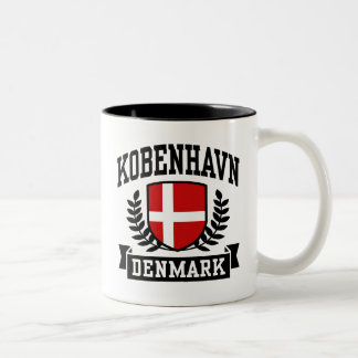 Kobenhavn Two-Tone Coffee Mug