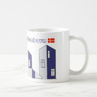 København vinduer - Copenhagen windows Coffee Mug