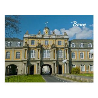 Koblenz Gate in Bonn Postcard