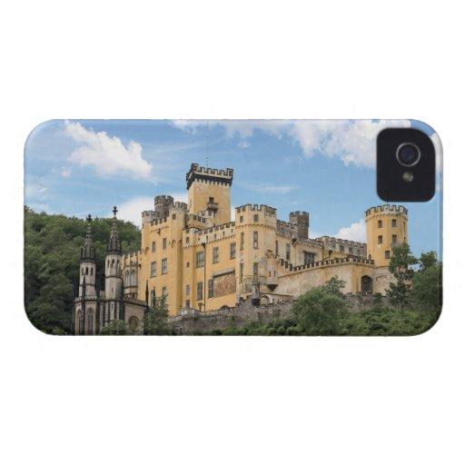 Koblenz, Germany, Stolzenfels Castle, Schloss Case-Mate Blackberry Case