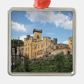 Koblenz, Germany, Stolzenfels Castle, Schloss Christmas Ornament