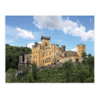 Koblenz, Germany, Stolzenfels Castle, Schloss Postcard