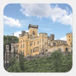 Koblenz, Germany, Stolzenfels Castle, Schloss Stickers