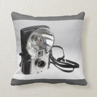 Kodak Brownie Camera Pillow