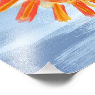Kodak Paper Print, Sunshine Painting Art Photo