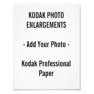 "Kodak Photo Enlargements 8.5"" by 11"""