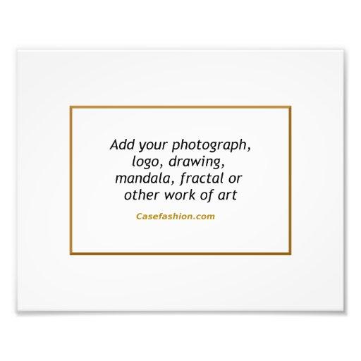 Kodak Photo Paper (Satin) Print of Your Artwork