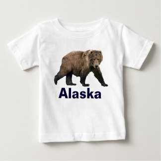 Kodiak Bear Baby T-Shirt