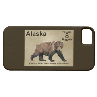 Kodiak Bear iPhone 5 Case