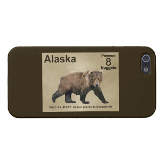 Kodiak Bear iPhone 5/5S Cover