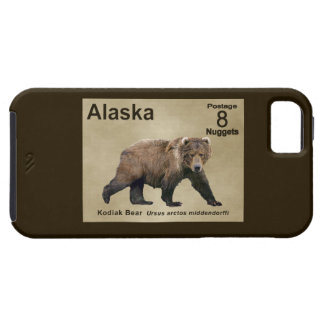 Kodiak Bear iPhone 5 Cover