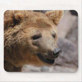 Kodiak Bear Mouse Pad
