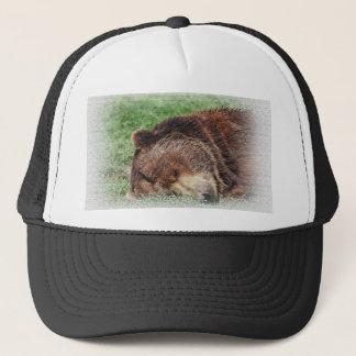 Kodiak Bear Sleeping Hat