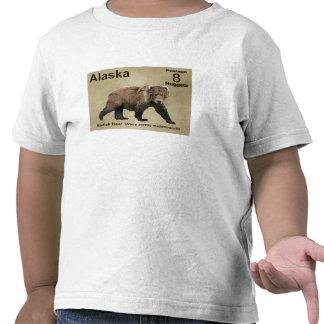 Kodiak Bear Tee Shirts