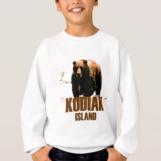 Kodiak..png Sweatshirt