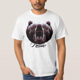 Kodiaks bear head tee shirt