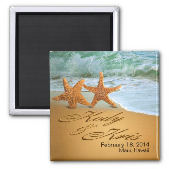 Kody & Kris Starfish Couple NAMES IN THE