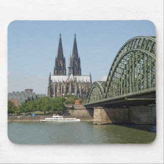 Koeln Cologne in Germany Mousemats