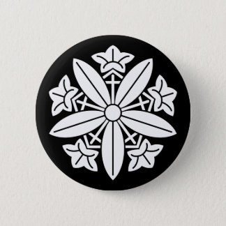 Koga gentian wheel 6 cm round badge