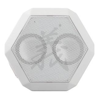 KOGURIYAMA KISHIROU waterproofing White Bluetooth Speaker
