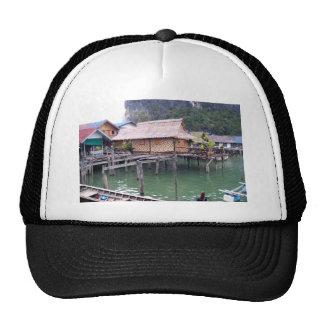 Koh Pan Yi Mesh Hats