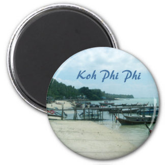 Koh Phi Phi Refrigerator Magnet