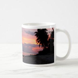 Koh Samui Ocean Sunset in Thailand Coffee Mug