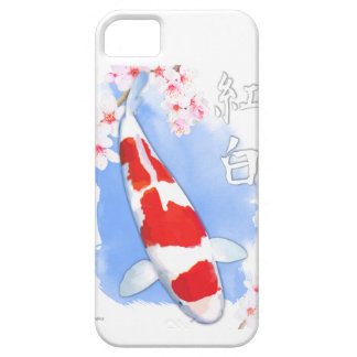 Kohaku Koi Case For The iPhone 5