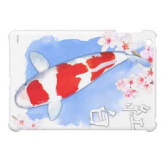 Kohaku Koi iPad Mini Cover