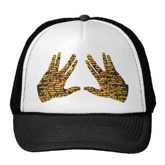Kohen Hands Mesh Hats
