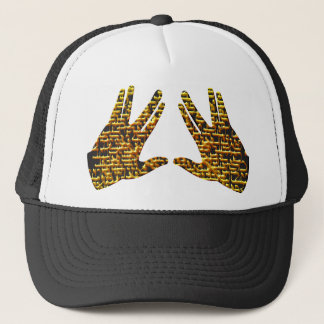 Kohen Hands Trucker Hat