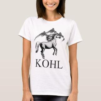 Kohl Colt Logo_BW and Text T-Shirt