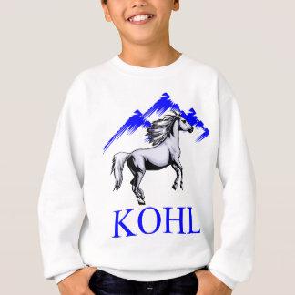 Kohl Colt Logo_Color and Text Sweatshirt
