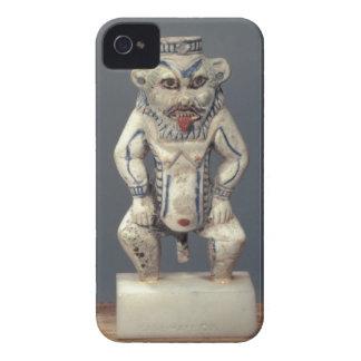 Kohl Pot depicting the Egyptian household god Bes Blackberry Bold Cases