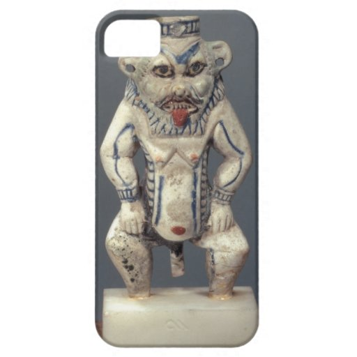 Kohl Pot, depicting the Egyptian household god Bes iPhone 5 Case